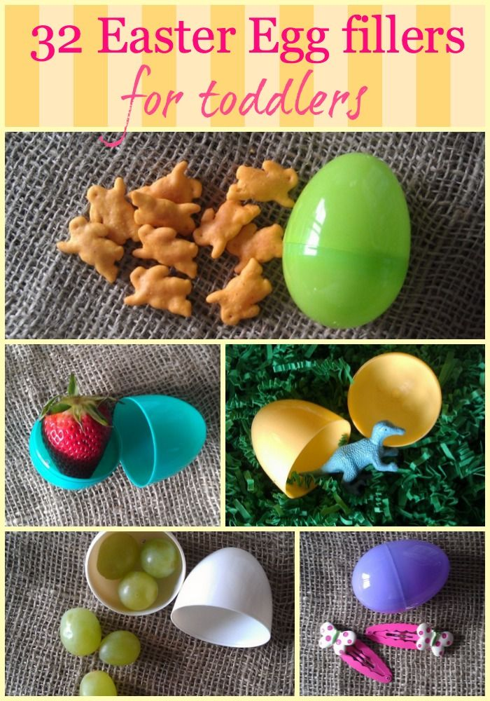 Easter fun early childhood community linksearly childhood easter egg fillers negle Gallery