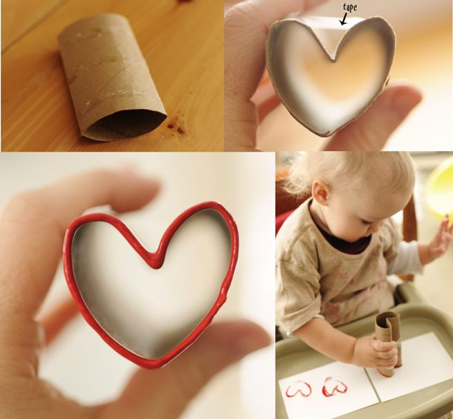 Valentines Crafts For Kindergarten